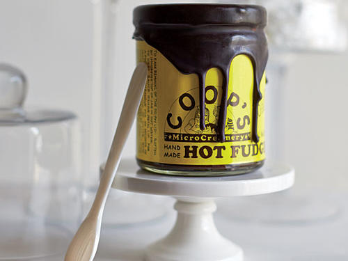 Coop's MicroCreamery Hand Made Hot Fudge