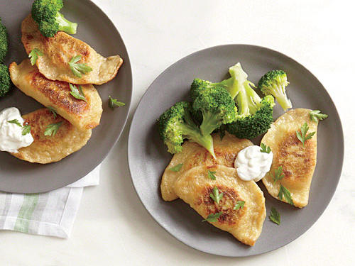 A Kid in the Kitchen: More Pierogies, Please!