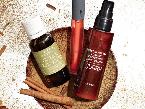 Cinnamon-Infused Beauty Products