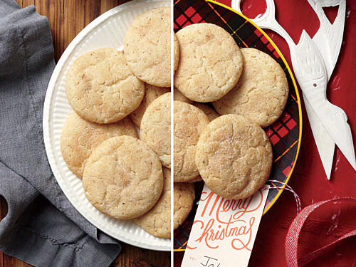 Star Anise Snickerdoodles