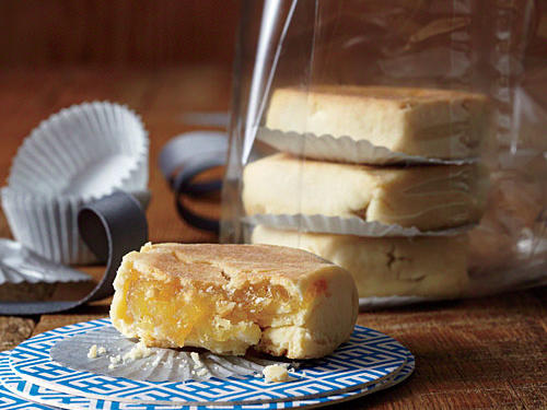 Pineapple Shortbread Cakes