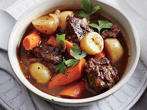 1601 Classic Slow Cooker Beef Stew
