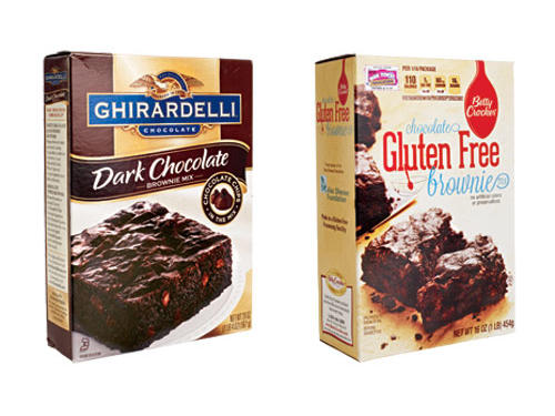 Taste Test: The Best Boxed Brownies