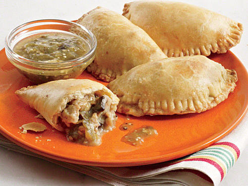 Recipe Makeover: Lighter Empanadas