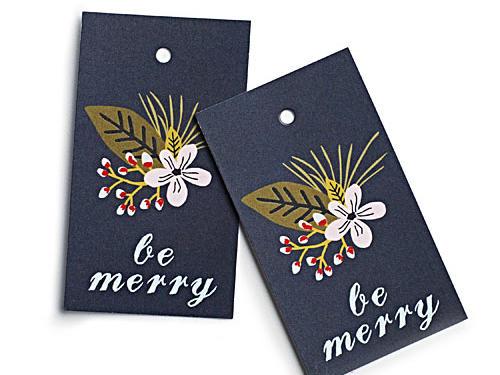PrintSmitten Holiday Gift Tags