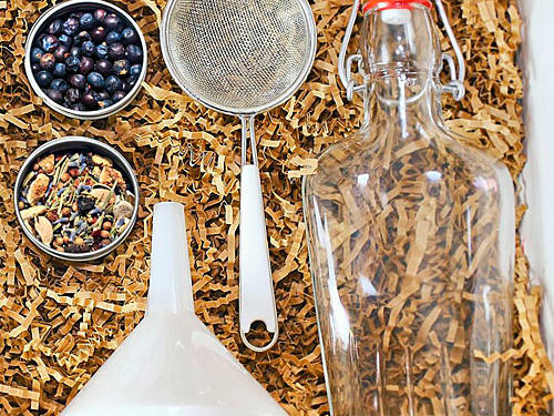 Gin Gets the DIY Treatment