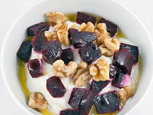 Greek Yogurt Goes Savory