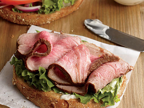 Making Your Own Roast Beef