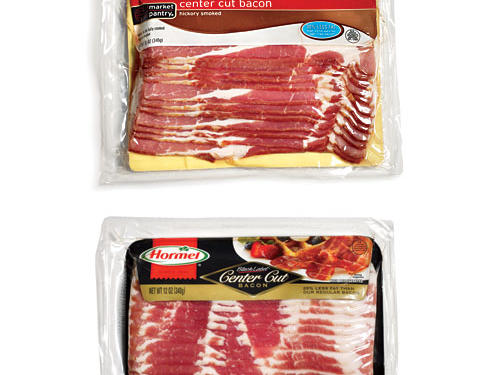 Taste Test: Center-Cut Bacon