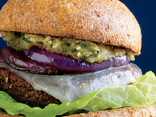"""New"" New Mexican Green Chile Cheeseburgers"