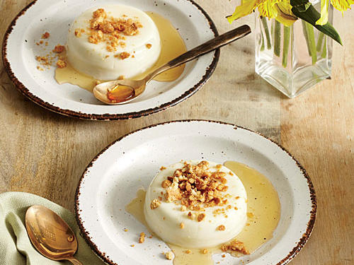 Key Lime Panna Cotta
