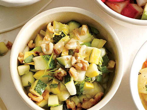 Nevada Recipe: Summer Squash and Zucchini Salsa