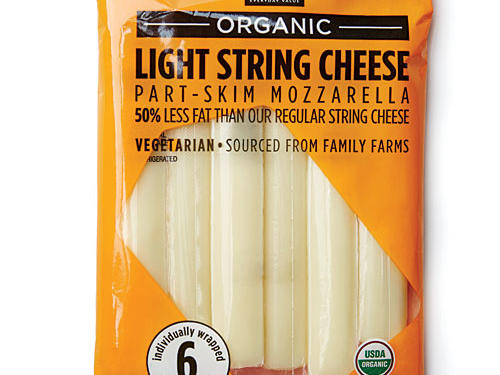 Whole Foods 365 Organic Light String Cheese