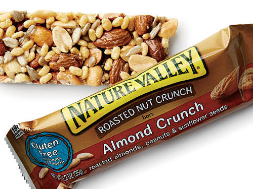 Nature Valley Roasted Nut Crunch Almond Crunch Bar