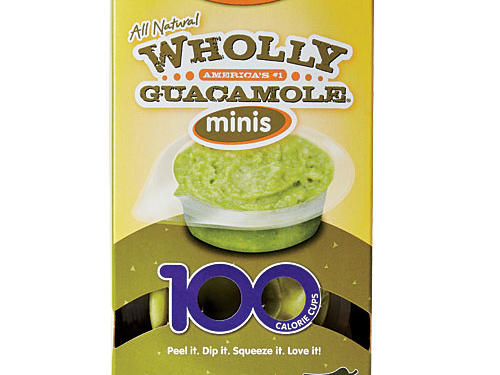 Wholly Guacamole Classic 100-Calorie Minis