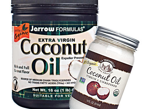 1310 Extra-Virgin Coconut Oil