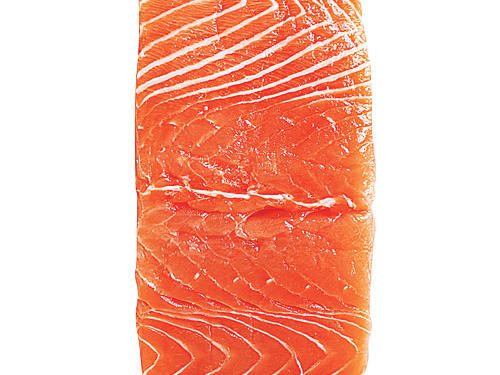 """High levels of omega-3 fatty acids, or what researchers refer to as fish oils, make salmon a shoe-in when it comes to improving levels of HDL, or """"good"""" cholesterol. In a study from the Western Human Nutrition Research Center, HDL levels shot up 10% when volunteers (all with normal lipid levels) ate a salmon-rich diet for 20 days. Another study found that men with high triglyceride levels can lower blood fat (a vehicle for transporting fat to cells) by 24% with supplements of fish oils, particularly oils found in fatty fish like salmon.How much is good? The American Heart Association advises eating fish twice per week, particularly fatty varieties like salmon, sardines, mackeral, and albacore tuna."""