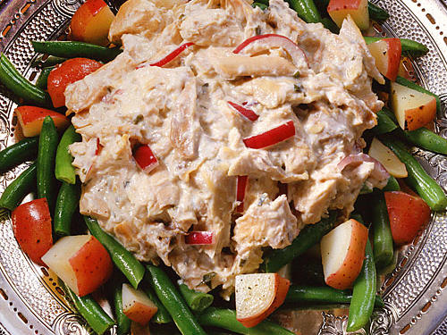 1987: Tarragon Chicken Salad