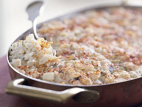 Breakfast for Dinner: Hash Brown Casserole Recipe
