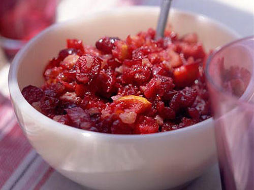 Healthy Holiday Foods: Cranberry-Orange Relish Recipes