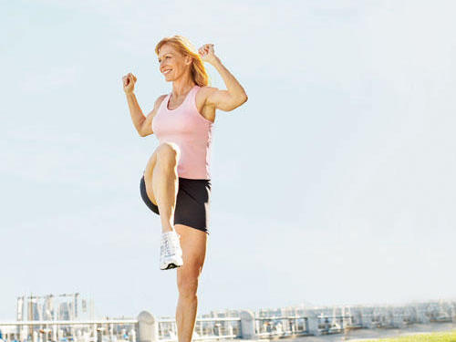 Stabilize your core muscles