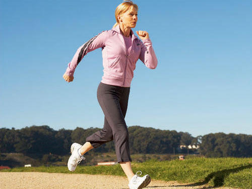 Work jogging into your workout