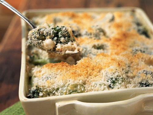 Lighten Up: Better Broccoli Casserole