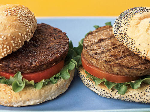 Take Two: Black Bean Burger vs. Soybean Burger