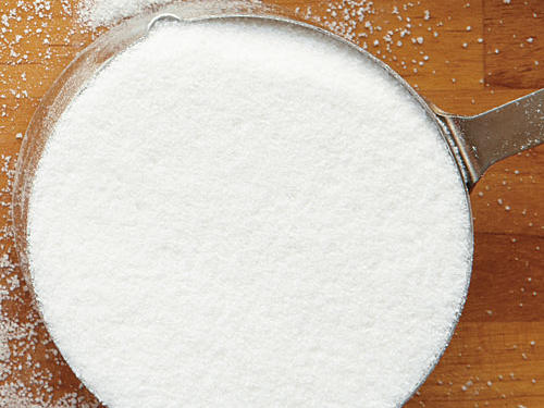 Who: Marcella Simon Vander Eems, Cooking Light reader, via FacebookResult: A not so sweet endingHow about the New Year's Eve I made this awesome new punch recipe that called for powdered sugar? I could not figure out why the sugar kept settling on the bottom of the punch bowl. Turns out I had put in cornstarch instead of powdered sugar.What now? Check the labels next time!
