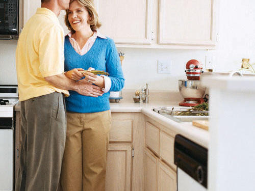 Newlywed Cooking Makeover