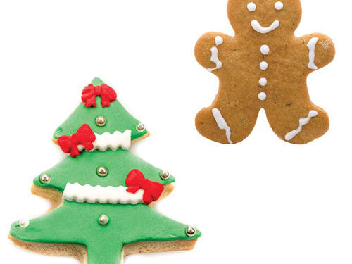 Sugar Cookies to Gingersnaps