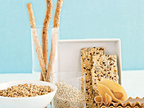 Healthy Pantry Essentials Whole Grains