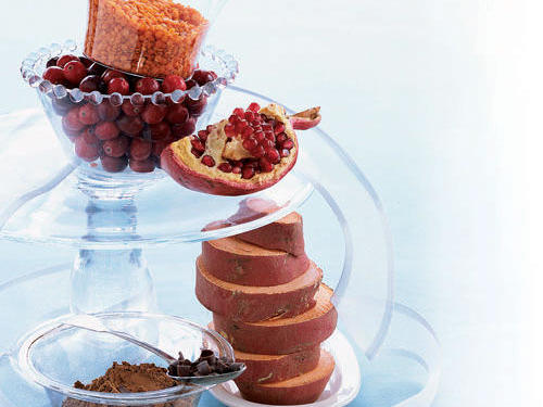 5 Healthful Holiday Foods
