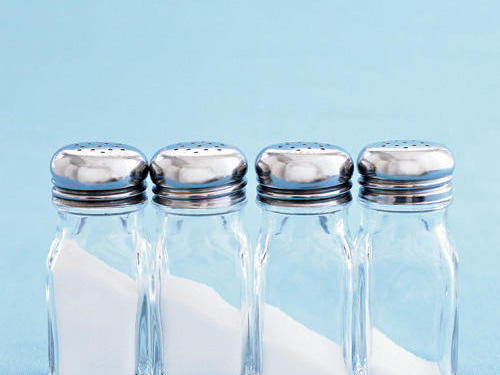 Four easy ways to lower your sodium intake