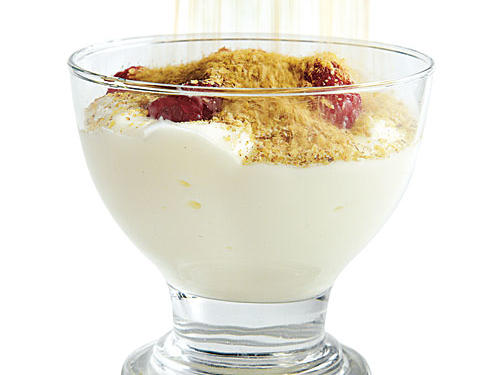 18. You sprinkle wheat germ on yogurt or muffins for crunchy, whole-grain goodness.