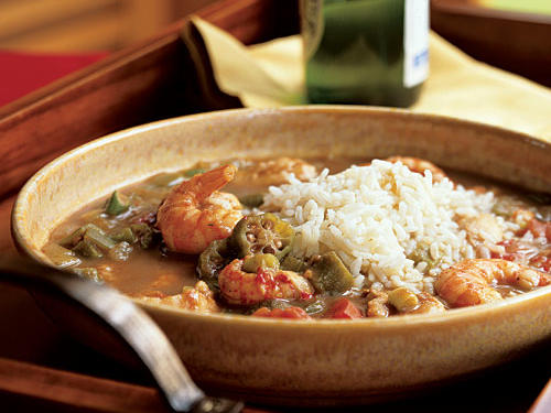 Healthy Gulf of Mexico Gumbo Recipe