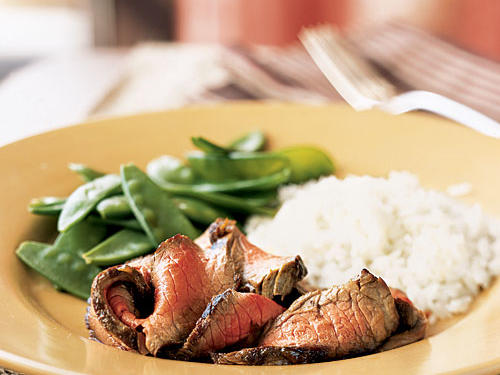 Hoisin Grilled Sirloin