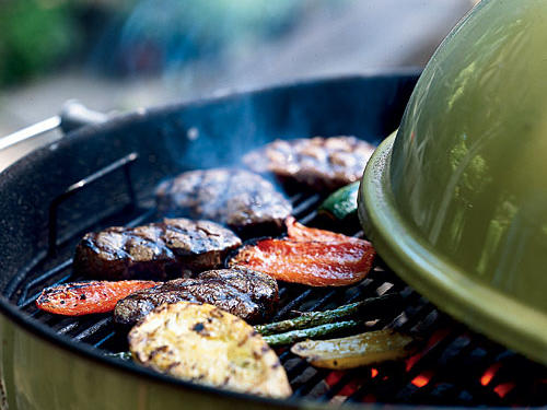 10 Tips for Healthy Grilling