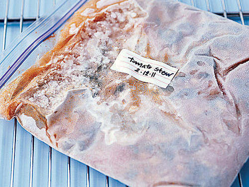 14. Learn the best way to freeze, thaw, and reheat.