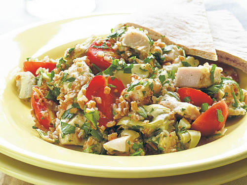 Chicken Bulgur Salad