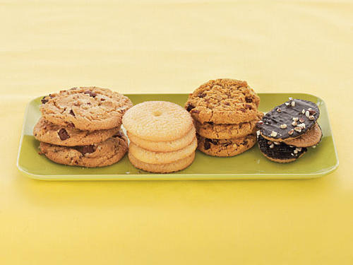 Heart-Smart Cookies, Brownies, and Snack Cakes