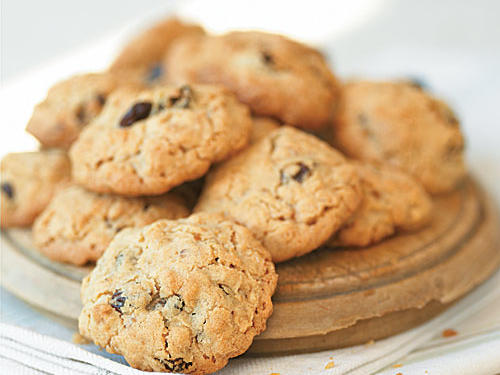 Our readers rave about these classic oatmeal cookies. This version is lightened, but you'd never know it.