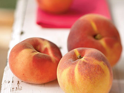 From cobblers to salad to ice cream to soup, fresh peaches are a delight this time of year. They're decadently sweet making them the perfect choice for a sweet and satisfying snack or dessert. Start cooking with Our Favorite Peach Recipes.