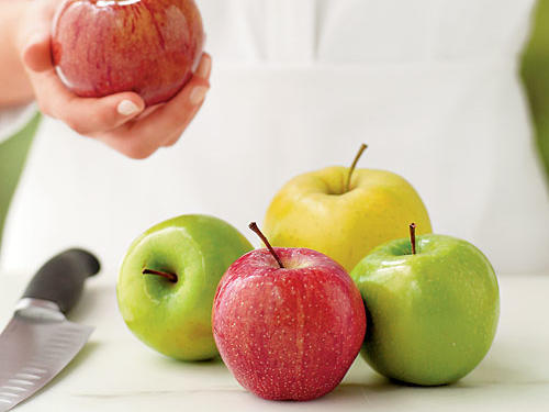 Here's a new reason to munch on an apple a day: Apples are a leading source of quercetin, an antioxidant plant chemical that keeps your mental juices flowing by protecting your brain cells. According to researchers at Cornell University, quercetin defends your brain cells from free radical attacks which can damage the outer lining of delicate neurons and eventually lead to cognitive decline. To get the most quercetin bang for your buck, be sure to eat your apples with their skins on since that's where you'll find most of their quercetin.