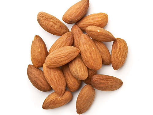 It may sound counterintuitive, but the more intensely you exercise the more damaging free radicals your body produces. Enter almonds. They're a top source of antioxidants like flavonoids, phenolic acids, and vitamin E—all of which protect against harmful free radicals. In fact, cyclists who ate 60 almonds a day before meals for four weeks boosted their antioxidant capacity by 43 percent according to a study presented at the 2009 annual meeting of the American College of Sports Medicine. They also increased their trial time distance by 5 percent too.