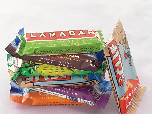 Worst Kids' Foods - Granola Bars