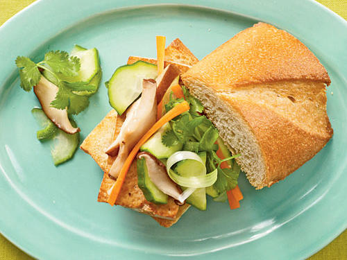 Tofu Banh Mi Vegetarian Recipe