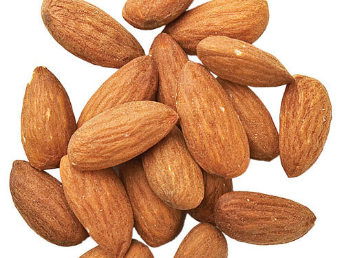 Almonds are bursting with vitamin E, an antioxidant that bolsters the immune system, and also contain B vitamins to help keep your body on track when it's under stress.