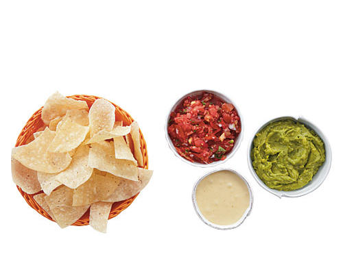 33. You always splurge on chips and dip at Mexican restaurants