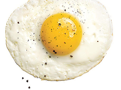You buy eggs fortified with Omega-3s but only eat the whites